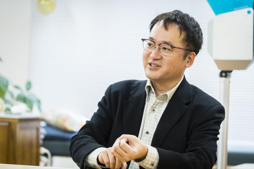 稲見昌彦氏